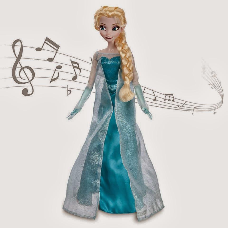 barbie frozen dolls