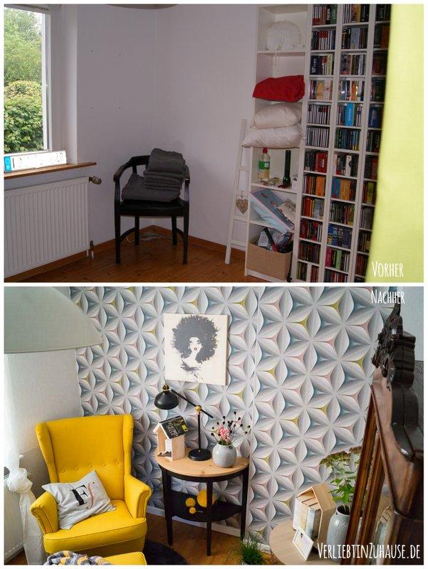 Verliebt in zuhause wie ich ein zimmer renovieren und - Zimmer neu gestalten ...