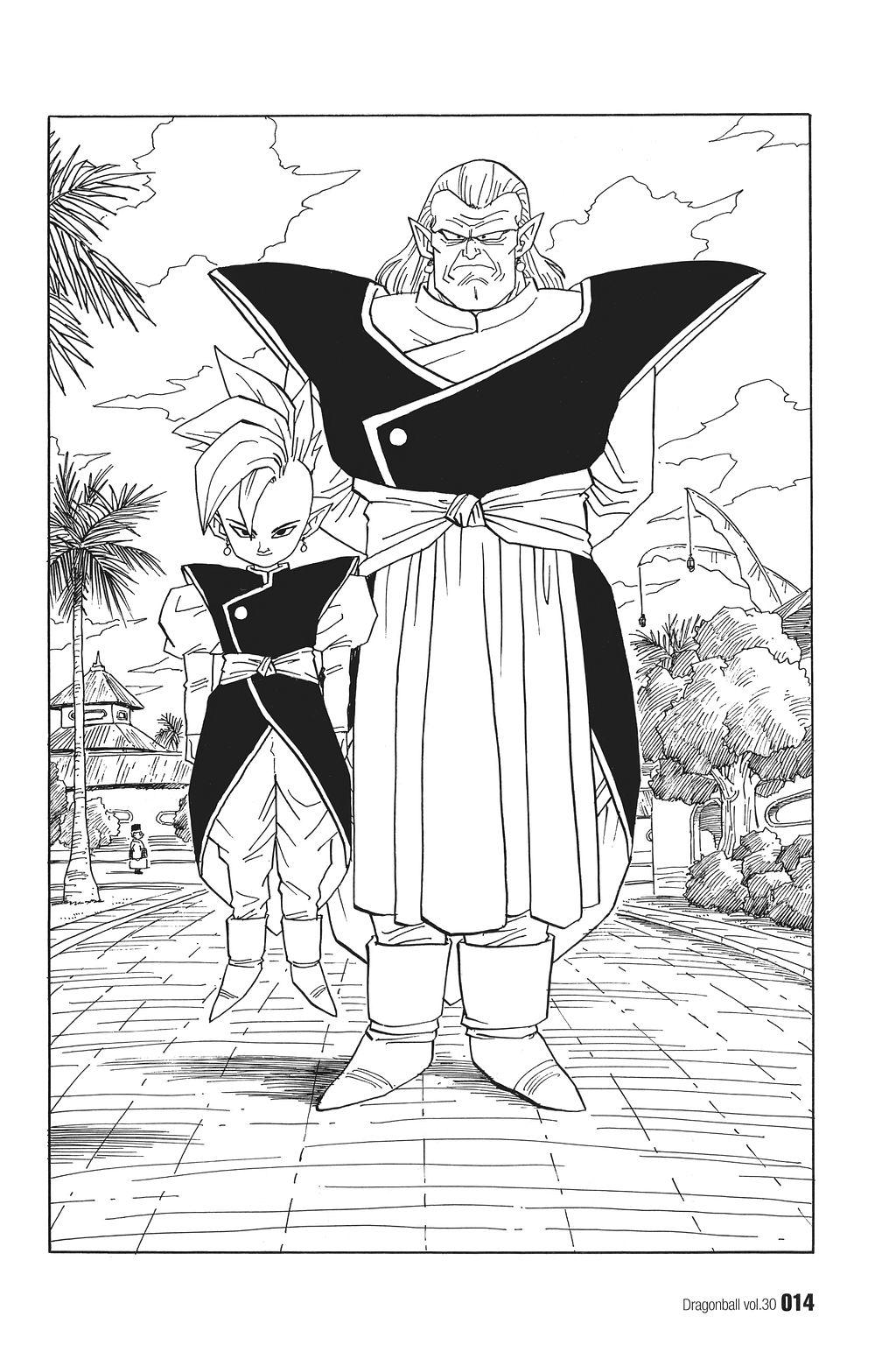 xem truyen moi - Dragon Ball Bản Vip - Bản Đẹp Nguyên Gốc Chap 437
