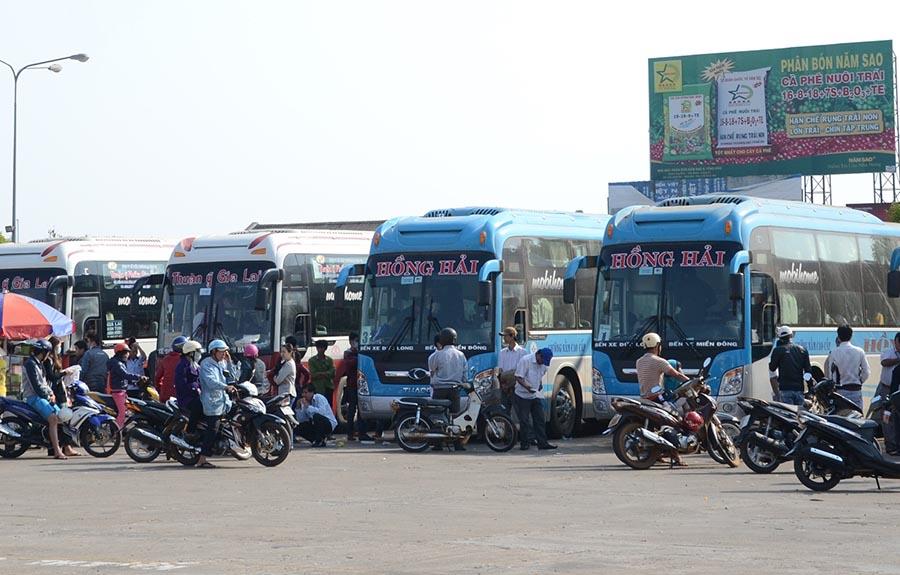 Gia Lai: Cước vận tải hành khách liên tục giảm giá - Chấn chỉnh hoạt động giảm giá, khuyến mãi (2)
