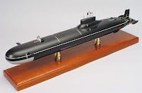 Typhoon Class Submarine