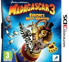 Madagascar 3 Europes Most Wanted   Nintendo 3DS
