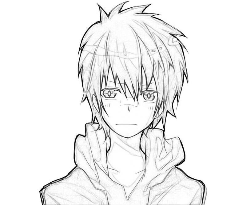 enma-kozato-profil-coloring-pages