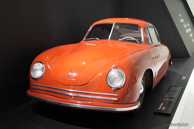 Porsche 356/2 Coupe, 1948 г.