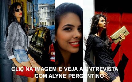 ALYNE PERGENTINO FALA AO BNC COMO TUDO COMEÇOU PARA CONCORRER AO MISS RECIFE 2013