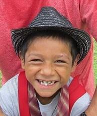 Jairo - Honduras (HO-416), Age 8
