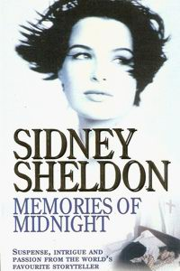 Cover of Memories of Midnight, a novel by Sidney Sheldon
