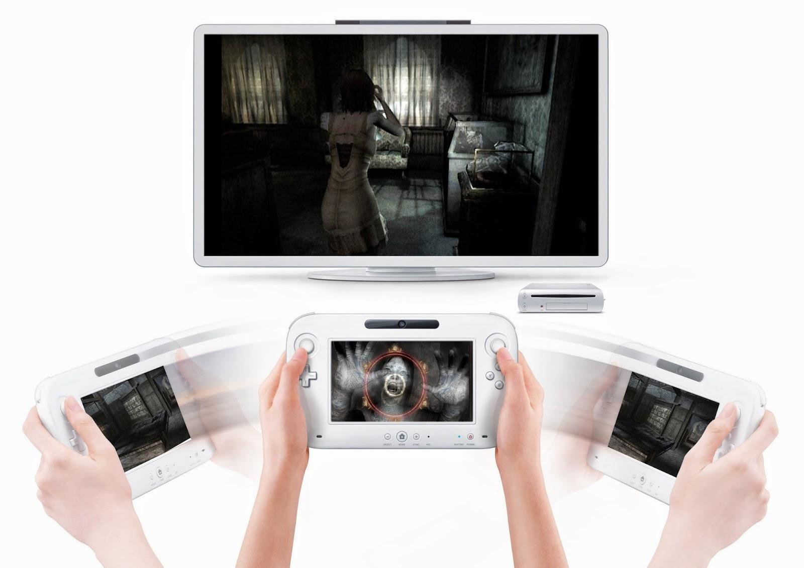 NintenGen: New Fatal Frame announced for Wii U