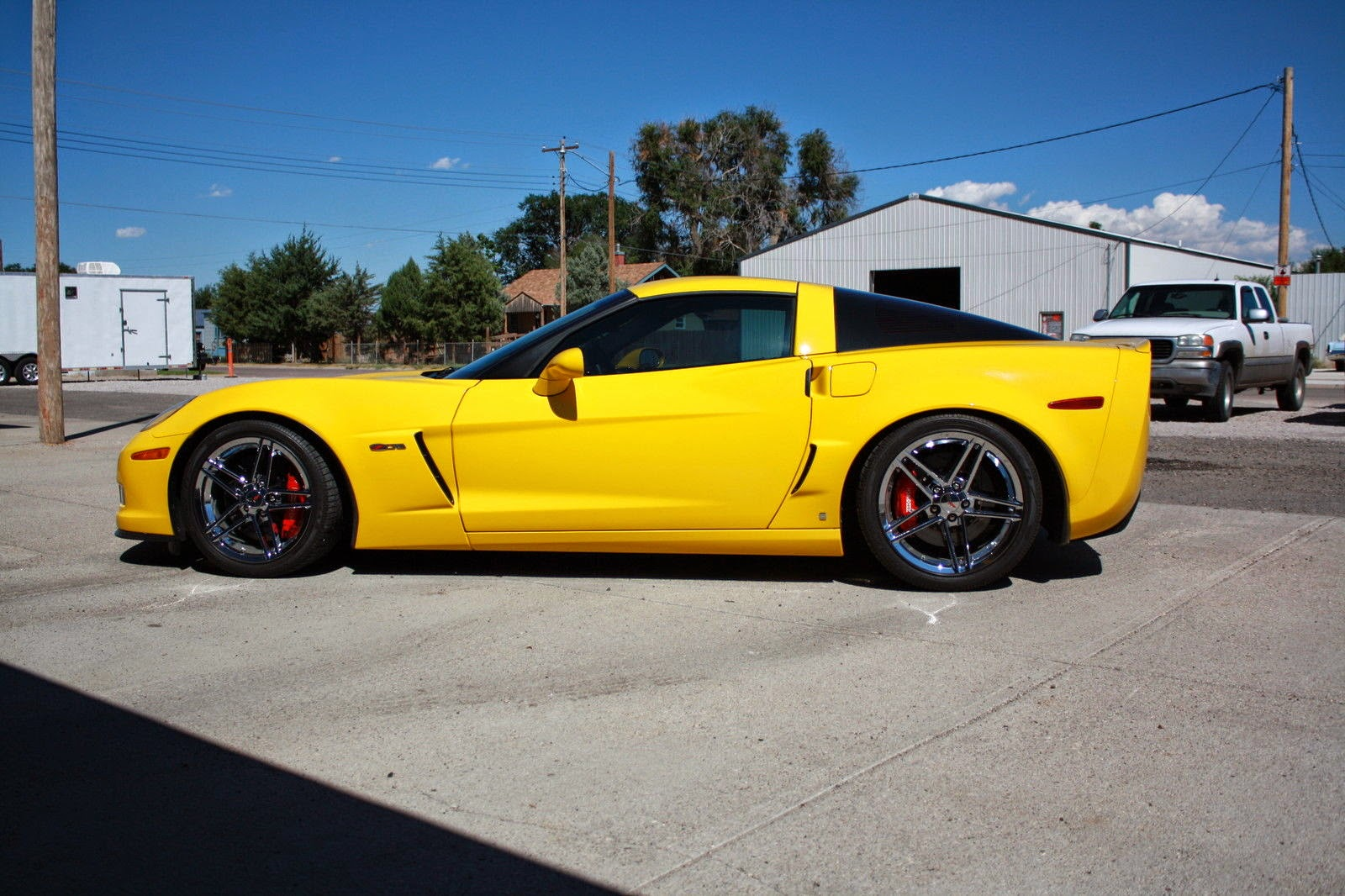 2008 chevrolet corvette z06 coupe 2 door 7 0l for sale american muscle cars. Black Bedroom Furniture Sets. Home Design Ideas