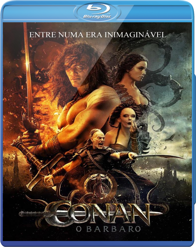 rXmYM65 Conan   O Barbaro Torrent BluRay Rip 720p Dublado (2011)