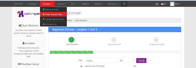Domain .xyz Gratis Selama 1 Tahun Anda Mau