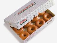 Krispy Kreme got our attention
