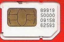 SIM number finder