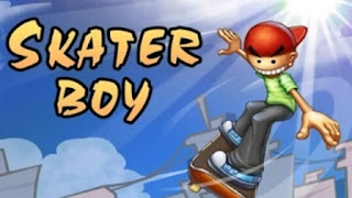 Kumpulan Game Ringan Android Berukuran Kecil Terbaik 2016 Skater Boy