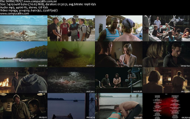 Shark Night 3D DVDRip Español Latino Descargar 1 Link 2011