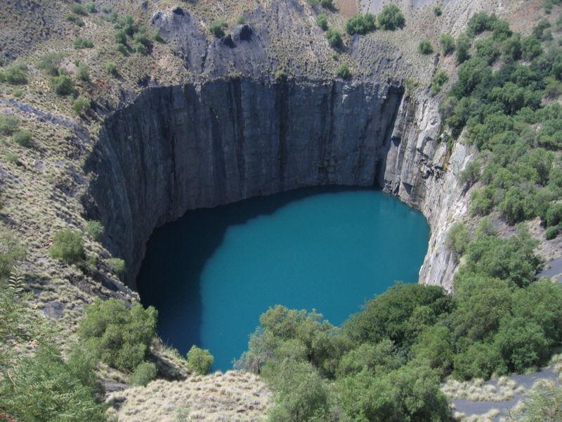 Kimberley Big Hole 1 kimberley hole