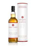 'spirit of unity' whisky