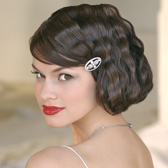 1920s Updo Hairstyles