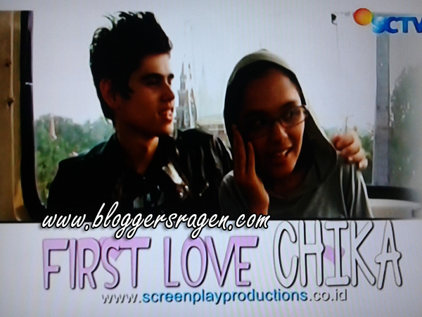 First Love Chika Film