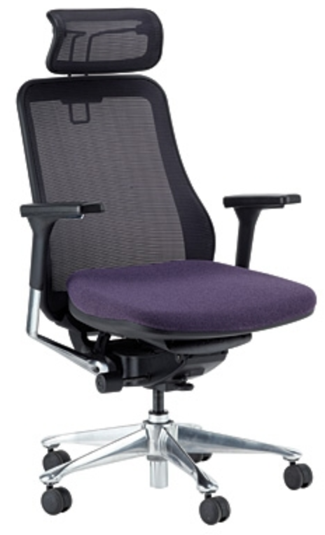 Symbian Ergonomic Chair by Eurotech