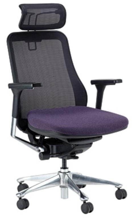 Symbian Ergonomic Chair by Eurotech