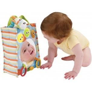 Disfrutando contigo octubre 2012 for Espejo de bebe para auto