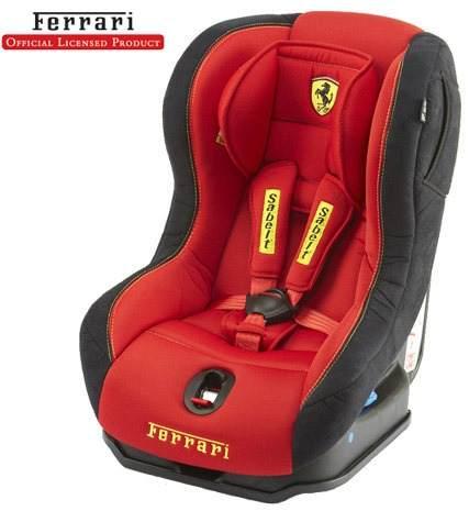 Silla Para Autos Ferrari Bebes Sillas Y Escritorios