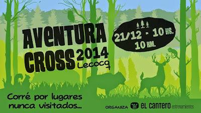 Aventura del Lecocq (Montevideo, El Cantero MR, 21/dic/2014)