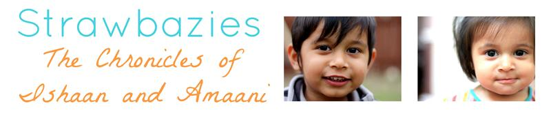 Strawbazies: The Chronicles of Ishaan and Amaani