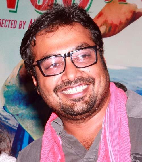 Producer Director Anurag Kashyap