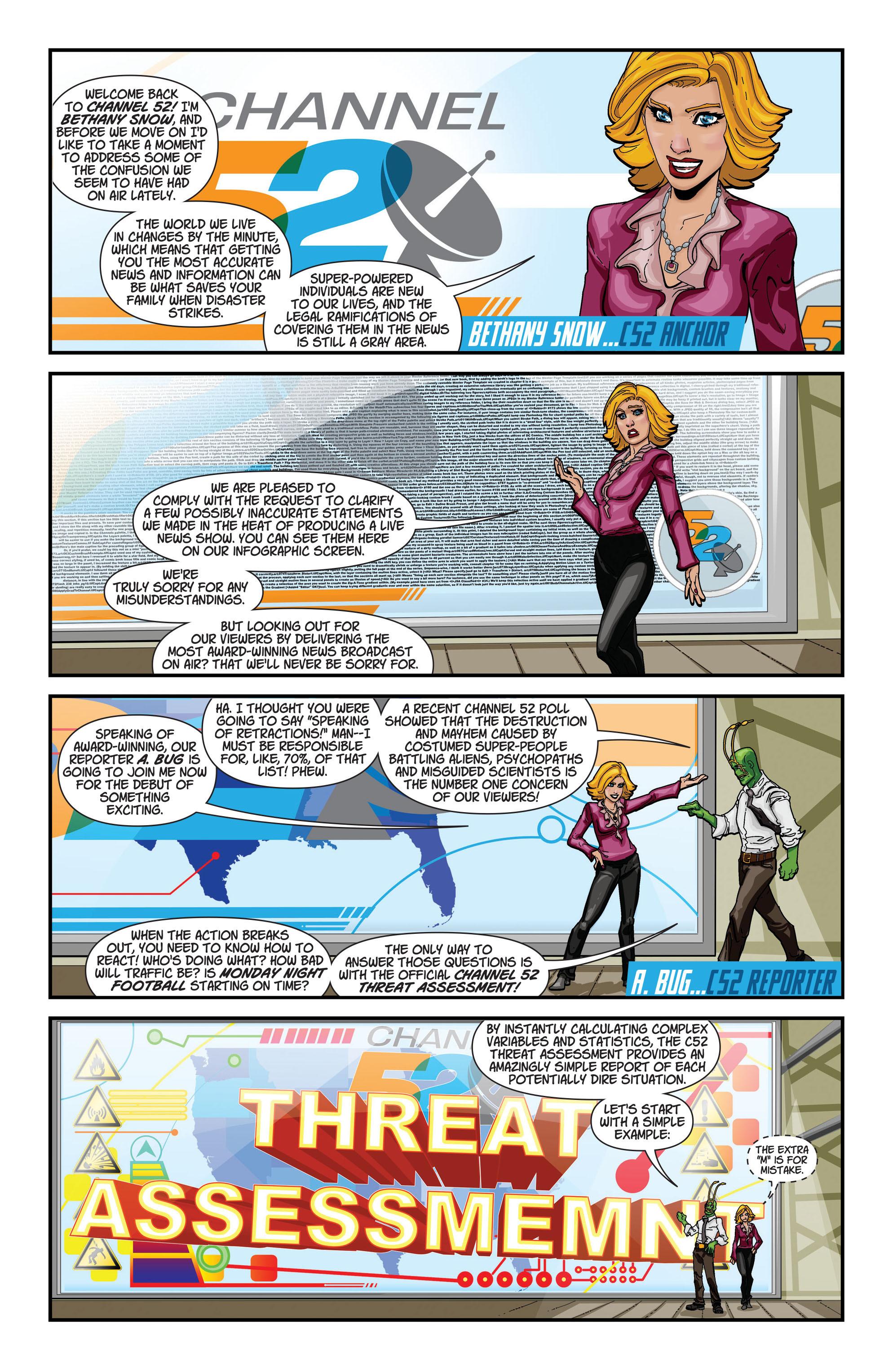 Deathstroke (2011) Issue #20 #21 - English 22