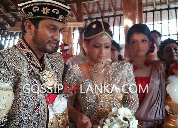 Cricketer Dimuth Karunaratne Wedding
