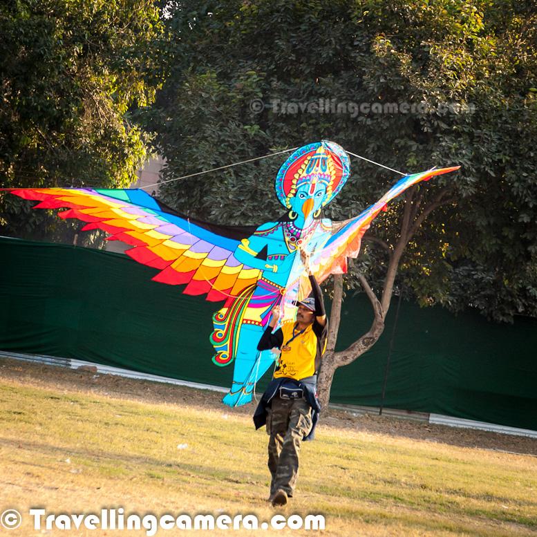 Cool Places For Couples In Delhi: Delhi's International Kite-Flying Festival By Delhi