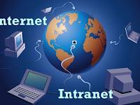 PERBEDAAN / PERSAMAAN ANTARA INTERNET DAN INTRANET