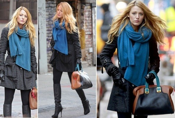 2f252323973d Как выбрать шарф к пальто?  