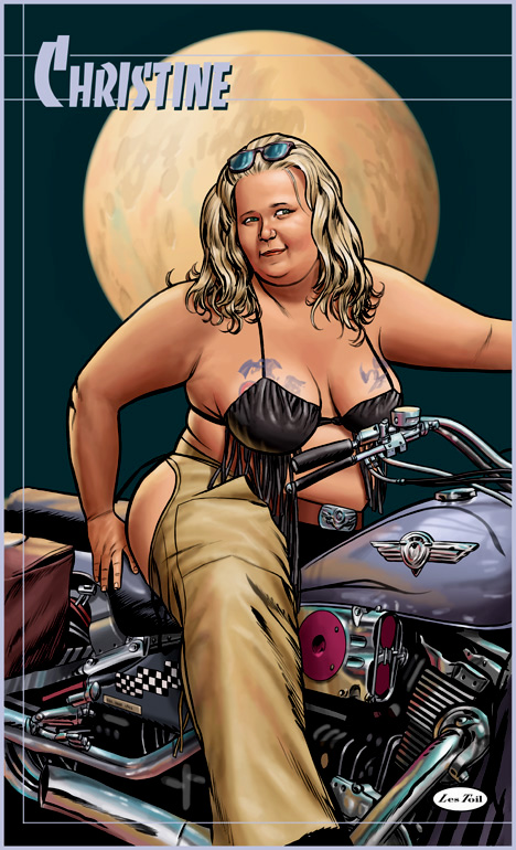 Motoblogn les toil full figured pin up artist les toil full figured pin up artist freerunsca Images