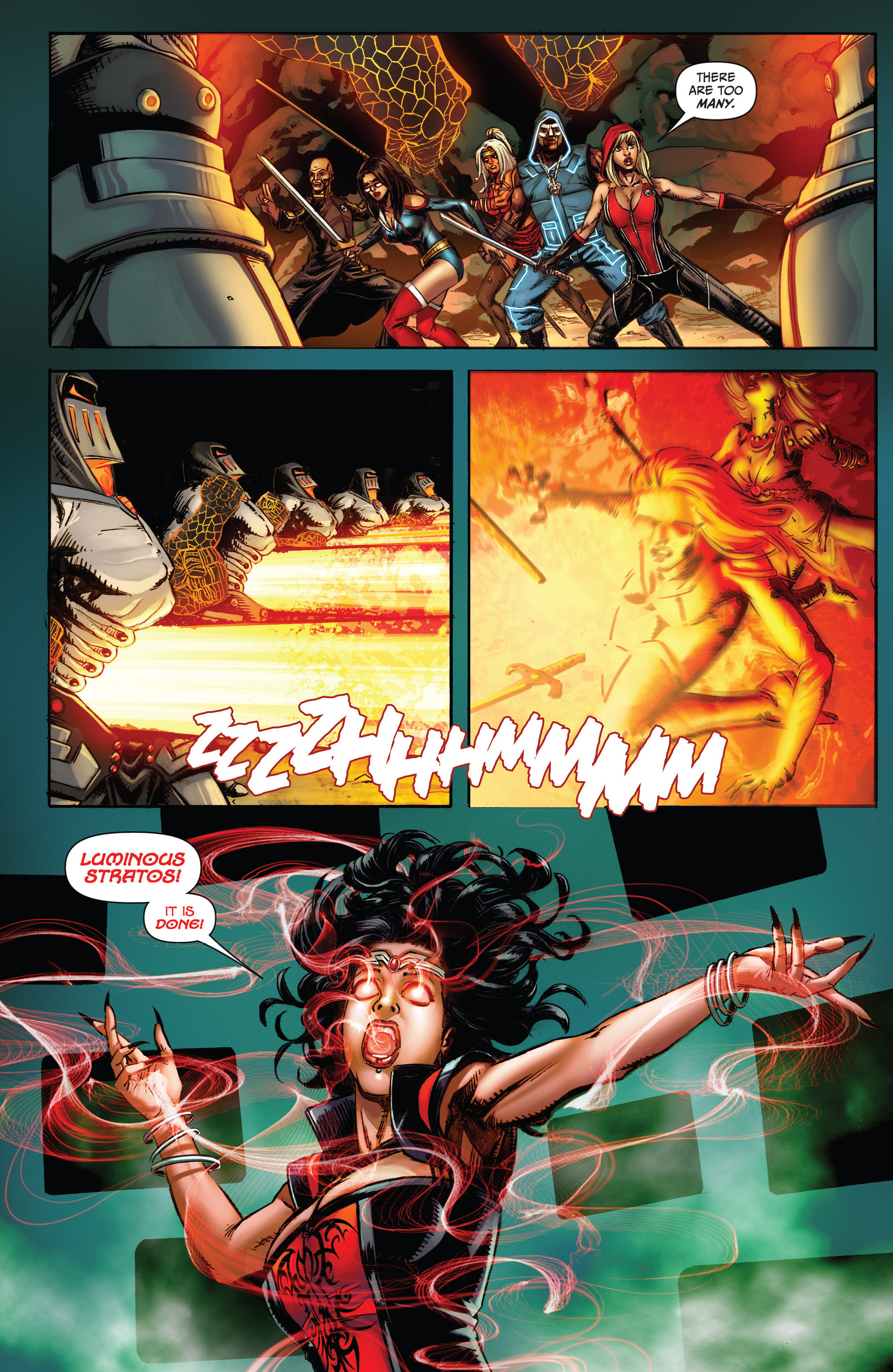 Grimm Fairy Tales (2005) Issue #100 #103 - English 29