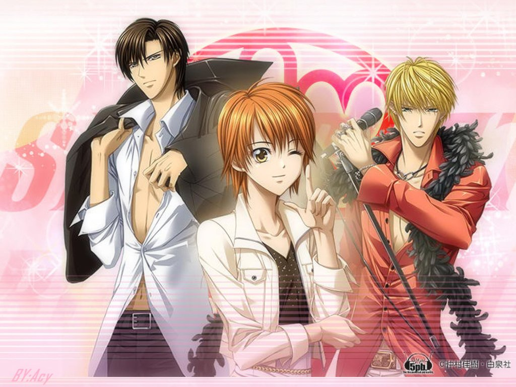 Skip%2BBeat Skip Beat 02
