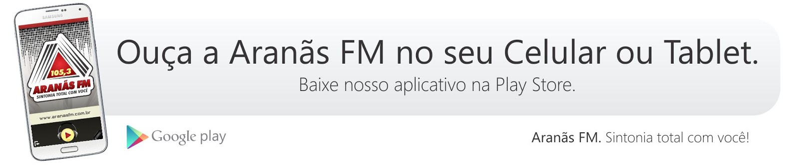 O Programa Canta Minas pode ser ouvido através da internet