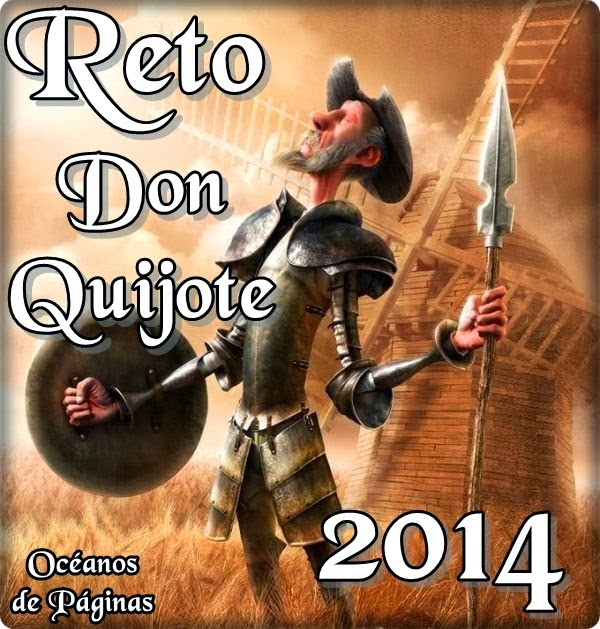 Reto, Don Quijote 2014