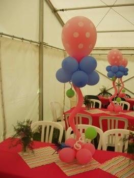 Festa Infantil- Decoração com Balões