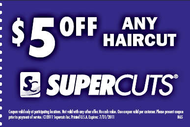 Supercuts is the iconic mens and womens hair salon featuring hairstyles, hair cuts, hair color and hair products. Supercuts defines the value price haircut and hair coloring, delivering a consistent, quality Supercuts Experience no matter which conveniently located hair salon our customers visit.