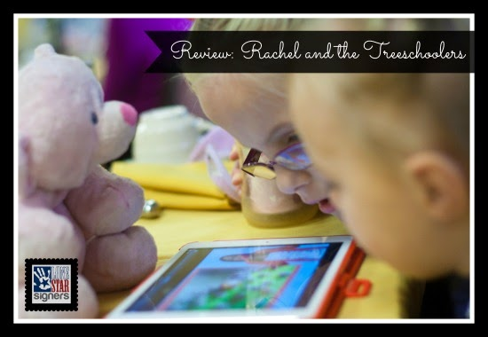 Review: Rachel and the Treeschoolers   Lone Star Signers