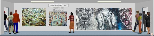 """<img src=""""http://2.bp.blogspot.com/-zFpVFgUEpSc/Up3kZoVa2MI/AAAAAAAAQ7M/iRn2pQITOG4/s1600/Sala+de+Exposici%C3%B3n+virtual+de+Javier+Alberola+Grau.png"""" alt="""" Sala de exposición virtual de pinturas de Javier Alberola Grau""""/>"""