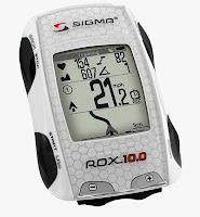 licznik rowerowy Sigma Sport ROX 10.0