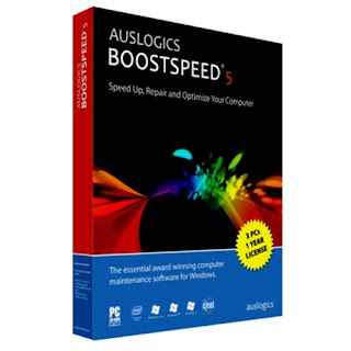 "Auslogics BoostSpeed ​​5.5.1.0 Full + Crack - the perfect resolution to stay your laptop running quicker, cleaner and error-free. This powerful optimisation suite can boost web connections, tweak Windows to its peak performance, clean written account and block annoying ads. it is a good way to stay your pc clean and optimized.Speed ​​Up laptop With.   Speed ​​Up laptop With Auslogics BoostSpeed ​​5.5.1.0 Full + Crack : Modify Windows settings, filing system and services to greatly increase of system performance. Increase startup and conclusion speed, disable annoying CD autorun and error coverage options. BoostSpeed ​​will keep observation your system for potential Optimizations and allow you to understand if such Optimizations ar potential. you'll be able to additionally run the System optimisation Wizard to sporadically optimize your laptop.   Speed ​​Up web  Adjust your laptop for quicker pictures, music and code downloads, hyperbolic browsing speed and reliable web connections. read your transfer speed and graphs. to achieve extra performance boost you'll be able to additionally activate DNS optimisation.   Block Banner Advertisements  Tired of annoying banner advertisements related to several internet sites? currently you'll be able to Eliminate advertisements and additionally speed up your web browsing with BoostSpeed ​​Banner Killer! you'll be able to add your own net sites to the black list to dam them from showing their advertisements.   Keep Disk and written account Clean  Get eliminate junk on the disks and written account of your laptop. take away venturous and space-wasting files left by untidy programs and crashes of your system. Dramatically increase of the performance of your laptop by cleanup, optimizing and defragmenting native disks and written account.   Optimize Memory and look  Badly written applications perpetually steal memory while not giving it back. that is why your laptop Becomes unstable with time and you've got to bring up. BoostSpeed ​​automatically frees up computer hardware to achieve extra performance boost. you'll be able to additionally manually recover memory and writing board.   Keep your laptop quick and safe  BoostSpeed ​​will notice most of the favored ""PC-slowers"" - bundle-software (such as eDonkey or Kazaa) roomates mutely transfer malware and spyware to your pc, taking on web traffic and swiftness down the system. this may additionally keep your system safe from prying eyes of spyware programs.   Boost code product  BoostSpeed ​​can improve performance of various code product, as well as Microsoft workplace, web browsers (such as web person, Opera, Mozzila), E-mail purchasers (Outlook, The Bat), MSN traveler, ICQ, Media Player et al..   System optimisation Tools  Greatly increase of your laptop startup speed with Autorun Manager, wherever you'll be able to disable or take away the programs roomates attempt to laden once Windows starts up. Force-uninstall unwanted code product roomates take up house on your pc and slow it down.   Networks Tools  Keep your association alive whereas you are away, synchronize your pc clock with timekeeper over the net, operation domain names and informatics addresses, live your web association speed. Troubleshoot and improve your web association and native network with a wonderful choice of network management tools"