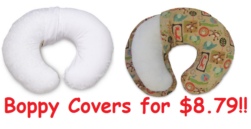 Amazon: Get the Boppy Covers for only $8.79!!