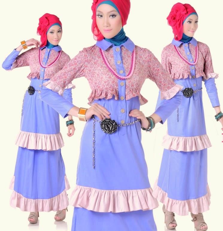 Gambar Baju Muslim Terbaru Remaja 7