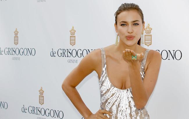 Irina Shayk last kiss
