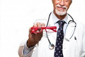 cita con el oftalmólogo